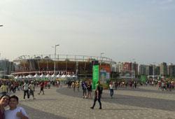 リオのオリンピックパーク