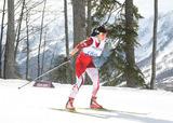ソチ2014パラリンピック クロスカントリースキー 阿部友里香 写真/阿部謙一郎