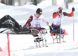 ソチ2014パラリンピック クロスカントリースキー 久保恒造  写真/阿部謙一郎