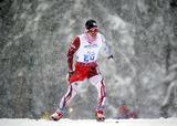 ソチ2014パラリンピック  クロスカントリースキー 佐藤圭一  写真/竹見脩吾
