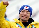 ソチ2014パラリンピック  アルペンスキー 狩野亮    写真/竹見脩吾