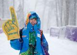ソチ2014パラリンピック  ボランティアスタッフ    写真/竹見脩吾