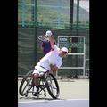車いすテニス      JAPAN OPEN 2014      ステファン・ウデ