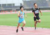 第19回関東身体障害者陸上競技選手権大会    写真/阿部謙一郎