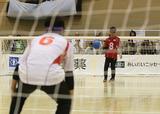 2014ジャパンパラゴールボール競技大会    写真/阿部謙一郎