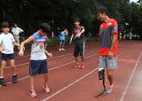 めざせパラリンピック!可能性にチャレンジ2014    写真/阿部謙一郎