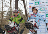 2015ジャパンパラアルペンスキー競技大会    写真/阿部謙一郎