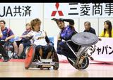 2015ジャパンパラウィルチェアーラグビー競技大会    写真/阿部謙一郎