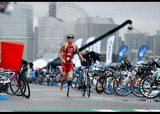 ITU世界パラトライアスロン横浜大会    写真/竹見脩吾