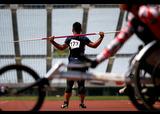 第26回日本パラ陸上競技選手権大会    写真/竹見脩吾