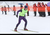 2016ジャパンパラクロスカントリースキー競技大会    写真/阿部謙一郎