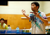 第36回 東京障害者卓球選手権大会    写真/竹見脩吾