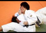リオデジャネイロ・パラリンピック柔道競技日本代表候補選手選考大会    写真/竹見脩吾