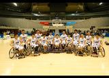 第44回日本車椅子バスケットボール選手権大会    写真/阿部謙一郎
