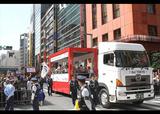 リオオリンピック・パラリンピック日本選手団合同パレード    写真/阿部謙一郎