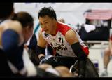 2017ジャパンパラウィルチェアーラグビー競技大会    写真/阿部謙一郎