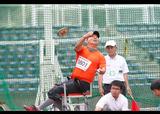 第22回関東パラ陸上競技選手権大会    写真/阿部謙一郎