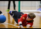 2017ジャパンパラゴールボール競技大会    写真/阿部謙一郎