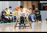 第46回日本車いすバスケットボール選手権大会    写真/阿部謙一郎