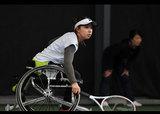 第28回 三井不動産 全日本選抜車いすテニスマスターズ    写真/八木敏久