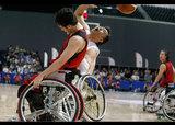 天皇杯-第47回日本車いすバスケットボール選手権大会    写真/阿部謙一郎