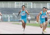 第24回関東パラ陸上競技選手権大会    写真/阿部謙一郎