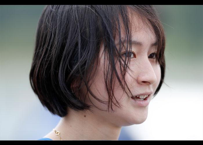 第21回関東パラ陸上競技選手権大会    写真/竹見脩吾