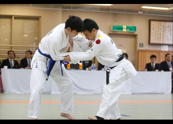 第33回全日本視覚障害者柔道大会    写真/阿部謙一郎