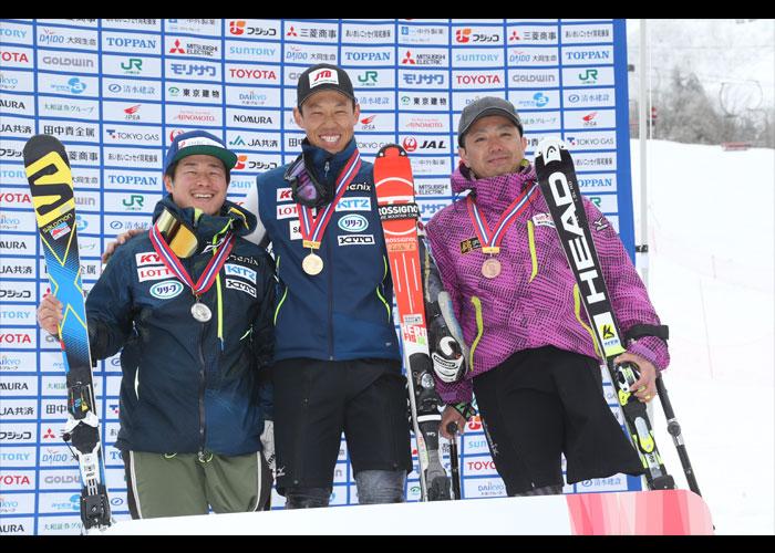 2016ジャパンパラアルペンスキー競技大会    写真/阿部謙一郎