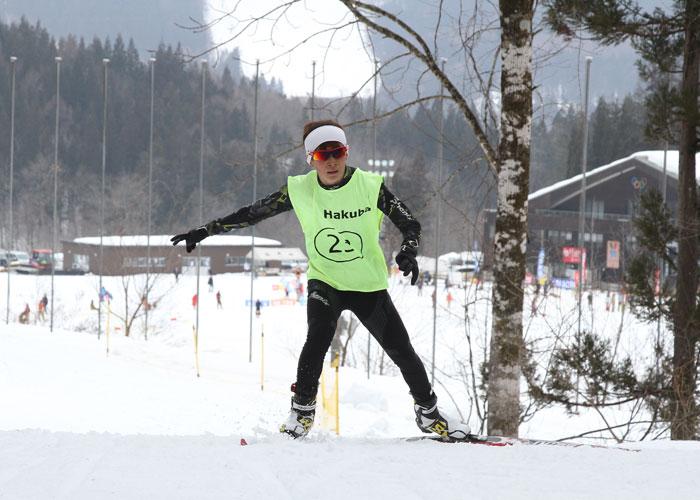 2015ジャパンパラクロスカントリースキー競技大会    写真/阿部謙一郎