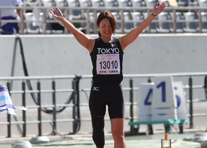 スポーツ祭東京2013  写真/阿部謙一郎