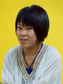 写真:半谷静香選手