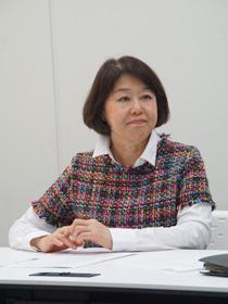 伊藤数子(「挑戦者たち」編集長)