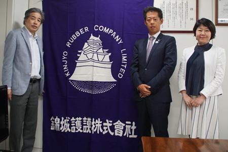 写真:左から二宮、太田、伊藤