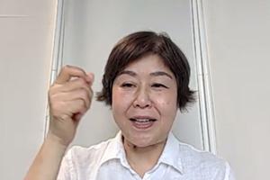 写真:挑戦者たち編集長伊藤数子