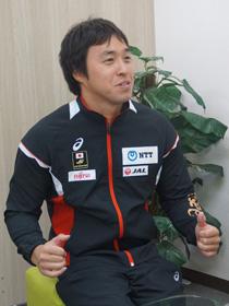 木村潤平選手