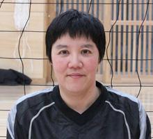 ロンドンパラリンピック シッティングバレーボール女子日本代表金田 典子さん
